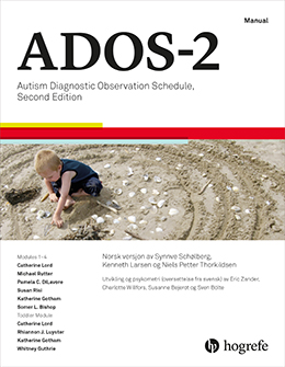 ADOS-2 Autism Diagnostic Observation Schedule Second Edition