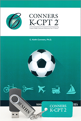 Conners K–CPT 2