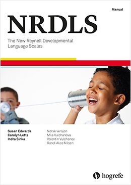 NRDLS – The New Reynell Developmental Language Scales
