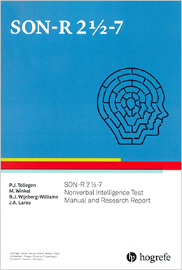 SON-R 2½−7 Non-Verbal Intelligence Test